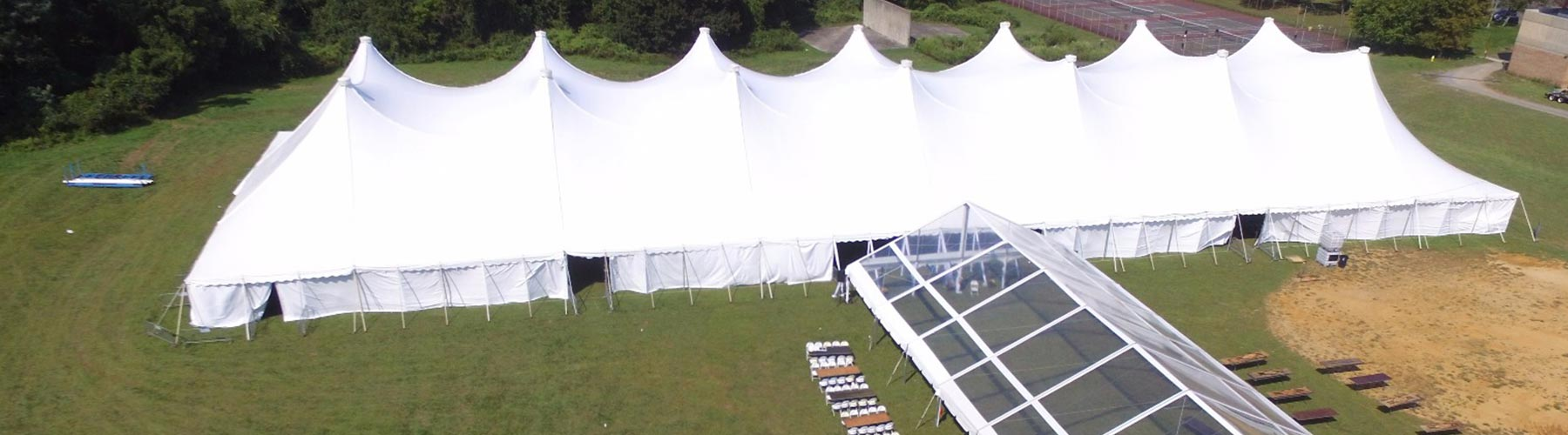 Wedding Tent Renatls Abc Fabulous Events Party Rentals