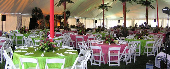 party rental company